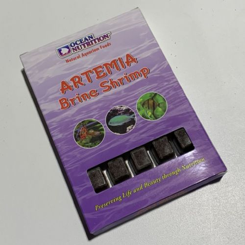 Frozen Artemia multipacks